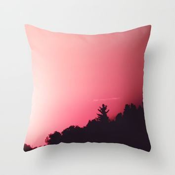I'll See You Again Throw Pillow by Faded  Photos