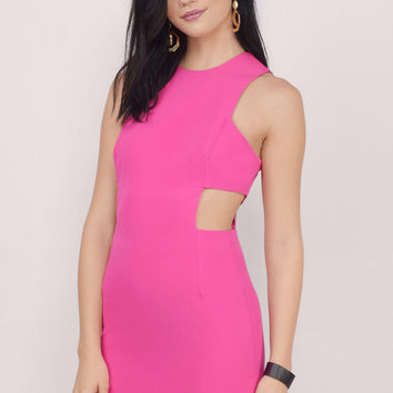 Can't Keep Up with Me Bodycon Dress