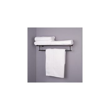 Vigo Allure 25.75'' Wall Mounted Rack and Towel Bar