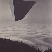 Megalith/Omen_01 Stretched Canvas by Jesse Draxler