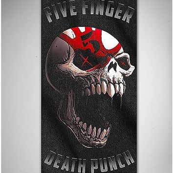 Five Finger Death Punch Door Sock - Spencer's