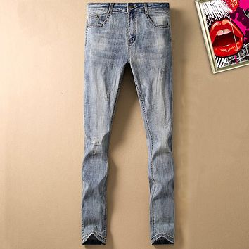 Gucci Fashion Casual Men Pants Trousers Jeans