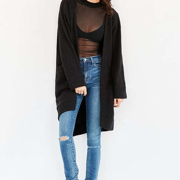 Out From Under Saratoga Open Cardigan - Urban Outfitters