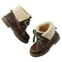 Carter's Foldover Boat Boots