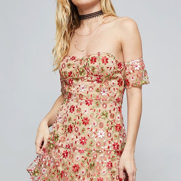 The Woodlands Dress