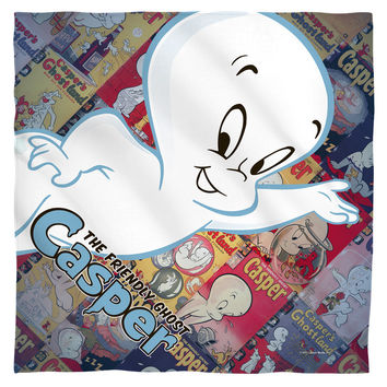 Casper The Friendly Ghost-Casper And Covers - Bandana