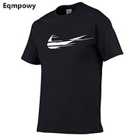 2018 New Arrivals Casual Male T-shirts Man Just Break 3d print Men T Shirts Fashion Custom Graphic Tees Japanese Man T-shirt
