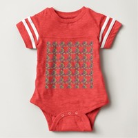 BABY BLOCKS ABC BODY SUIT BABY BODYSUIT