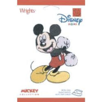 Mickey Mouse, Disney, Iron on Applique