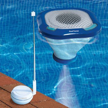 Swimline-PoolTunes Floating Speaker Light