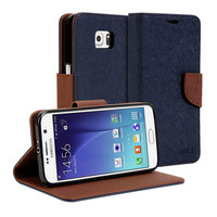 Wallet Case Classic for Samsung Galaxy S6