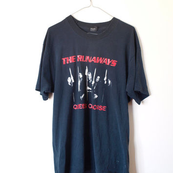 RARE Runaways 'Queens Of Noise' Shirt