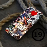 Marvel Doctor Who Supernatural Collage - iPhone 4/4s, iPhone 5/5S, iPhone 5C and Samsung Galaxy S3/S4 Case.