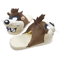 Looney Tunes - Taz Plush Slippers