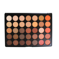 35O - 35 COLOR NATURE GLOW EYESHADOW PALETTE **NEW**