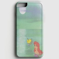 Ariel The Little Mermaid With Her Friends iPhone 7 Case