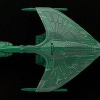 Romulan Warbird Die Cast Model - Star Trek Official Starships Collection