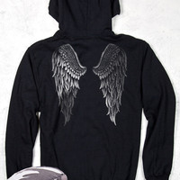 Women's Country Girl® Angel Wings Hoodie & Fidel Cap Package