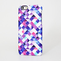 Vibrant Geometric Pattern iPhone 6 Case/Plus/5S/5C/5/4S Case #298
