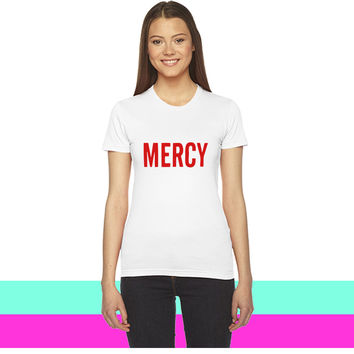 Mercy_ women T-shirt