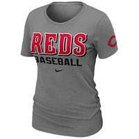 Cincinnati Reds Women's Practice T-Shirt by Nike - MLB.com Shop