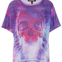 Skull Tee By Workshop - Clothing Brands  - Designers