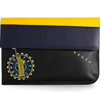 Kenzo 'liberty' Clutch - Hu's Shoes - Farfetch.com