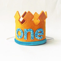 First Birthday Crown Ready to Ship