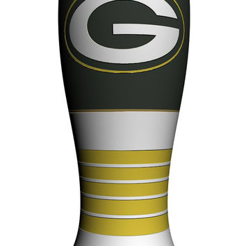 Green Bay Packers Artisan Pilsner Glass