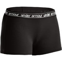 Under Armour Mesh Boy Short Womens