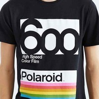 Altru Polaroid High Speed Tee- Black