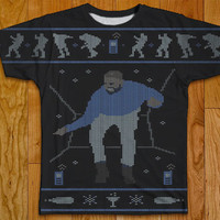 Christmas Hotline Bling Shirt Drake T Shirt Drizzy Tshirt OVO T-Shirt Funny Hip Hop Clothes Hotline Bling Rap Rapper Hotlingbling Drake