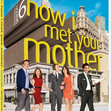 HOW I MET YOUR MOTHER: SEASON 6 - HOW I MET YOUR MOTHER: SEASON 6