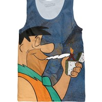 Fred Flintstoned Tank Top