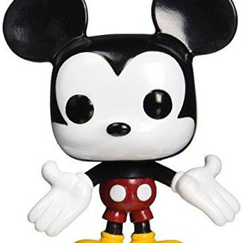 FunKo - Funko Disney POP 3.75-Inch Mickey Mouse Vinyl Figure