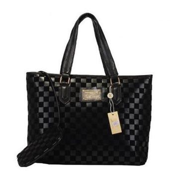 Louis Vuitton LV Women Fashion Leather Tote Satchel Shoulder Bag Handbag