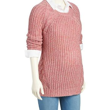 Old Navy Shaker Knit Pullover Sweater