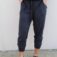 Activewear Joggers {Charcoal}
