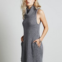 Bless ed Are The Meek Womens Vertical Sweater Dress