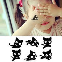 Fashion Body Art Stickers Removable Waterproof Temporary Tattoo = 4446342148