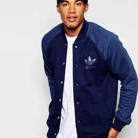 adidas Originals Fleece Bomber