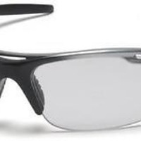 Pyramex Avante SSB4510D Clear Lens Black/Silver Safety Glasses Eyewear ANSI Z87+