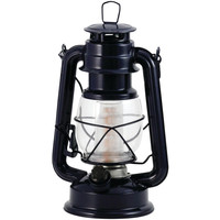 Northpoint 12-led Vintage Style Lantern (dark Blue)