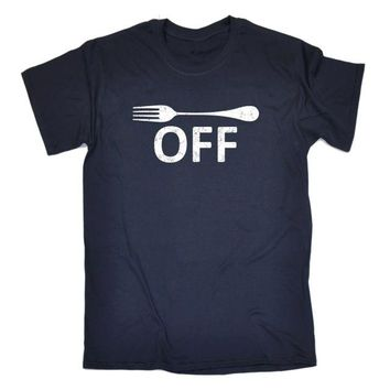 Fork Off - Sarcasm - BBQ/Grilling Tee