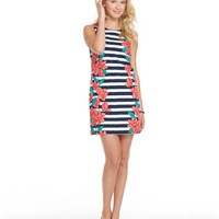 Magnolia Stripe Shift Dress