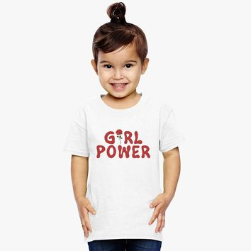Girl Power Toddler T-shirt