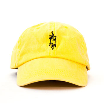 Candle Outdoors Cap (Yellow)