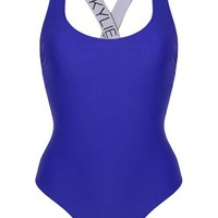 Tape Detailed Swimsuit By Kendall + Kylie at Topshop - Swimwear & Beachwear - Clothing