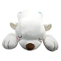 Sunyou Polar Bear Soft Plush Pillow Animal Stuffed Toy Gift 67 x 33 x 20cm for Kids/Adults (Large)