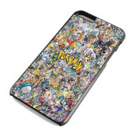 Pokemon All Characters for iphone 6 plus case
